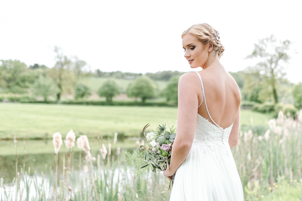 Grey Violet Wedding Ideas Chloe Ely Photography