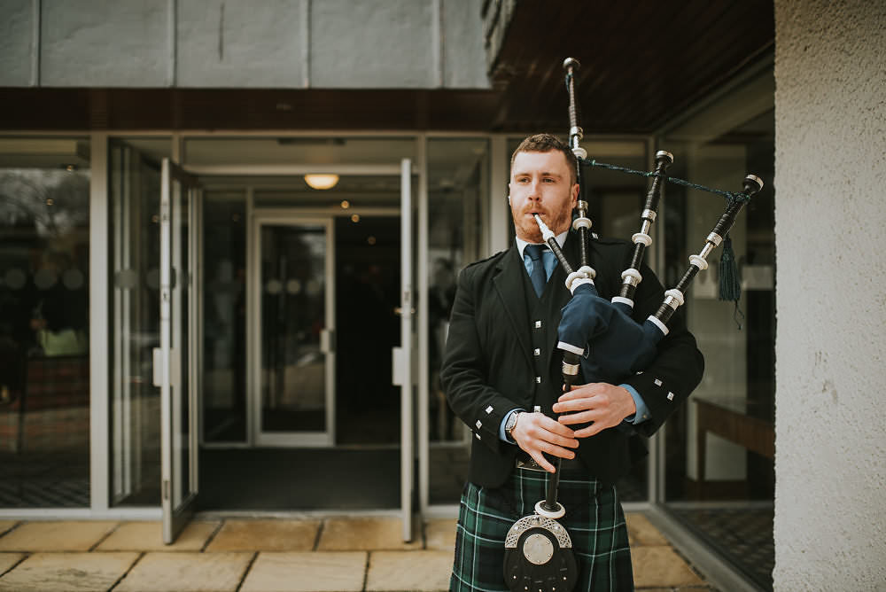 Macdonald Houston Hotel Wedding Martin Venherm Photography