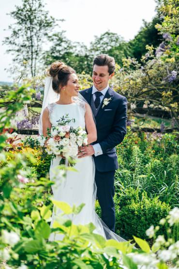 Warm Welcoming Wedding Three Flowers Photography