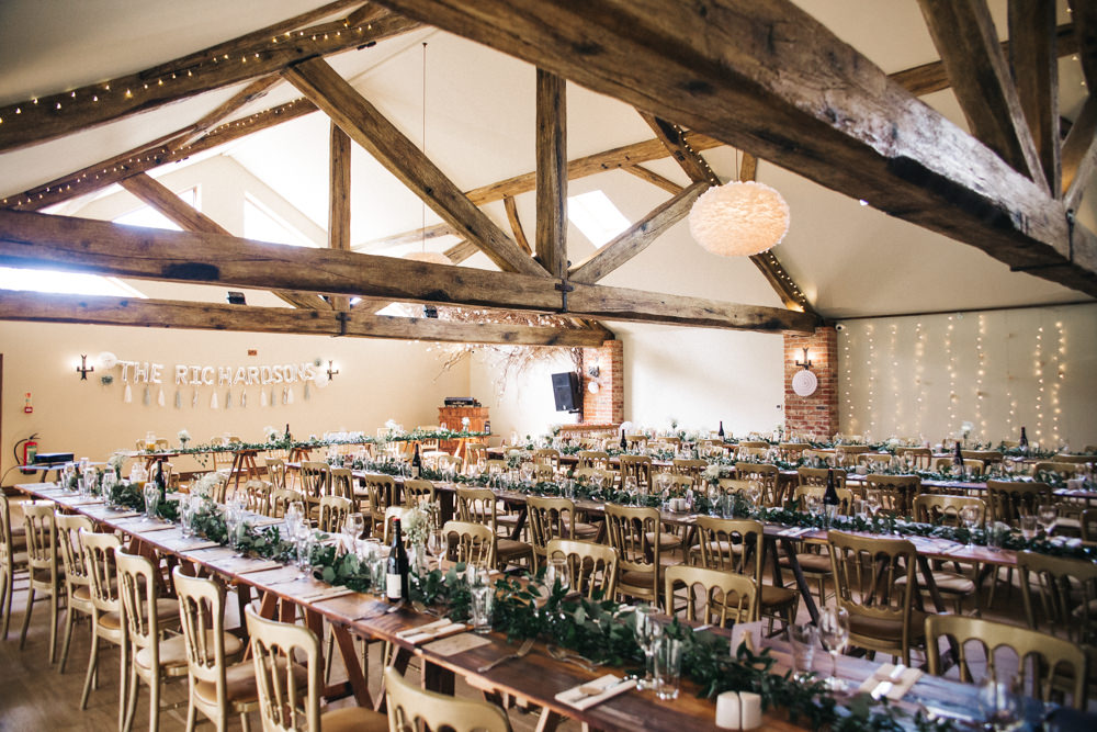 Wray's Barn Whinstone View Wedding Sally T Photography