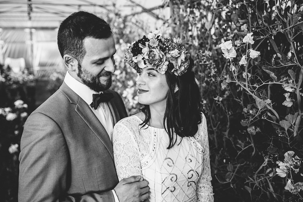 Antique Moody Floral Farm Wedding Ideas Jemma King Photography