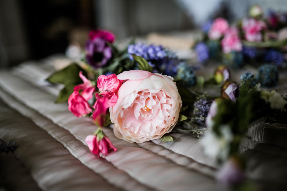 Bouquet Flowers Pink Peony Peonies Cleatham Hall Wedding Kazooieloki Photography