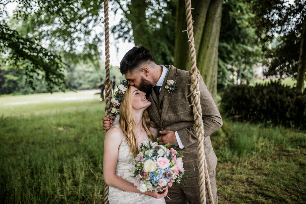 Cleatham Hall Wedding Kazooieloki Photography