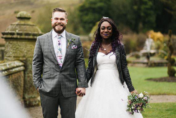 Cressbrook Hall Wedding Paul Joseph Photography