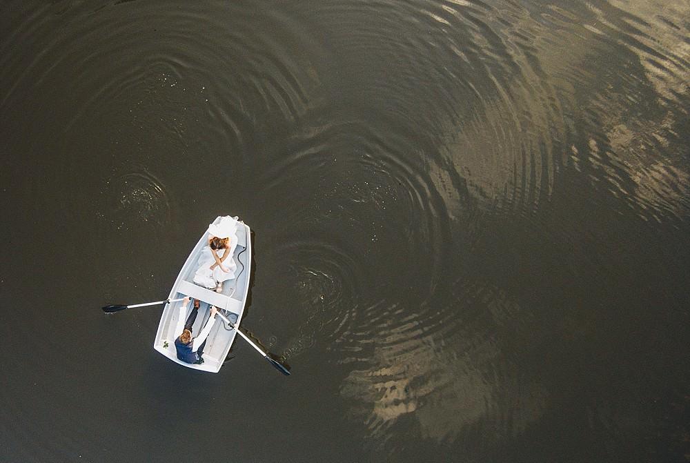 Lake Rowing Portraits Photos DIY Home Barn Tipi Wedding Marta May Photography