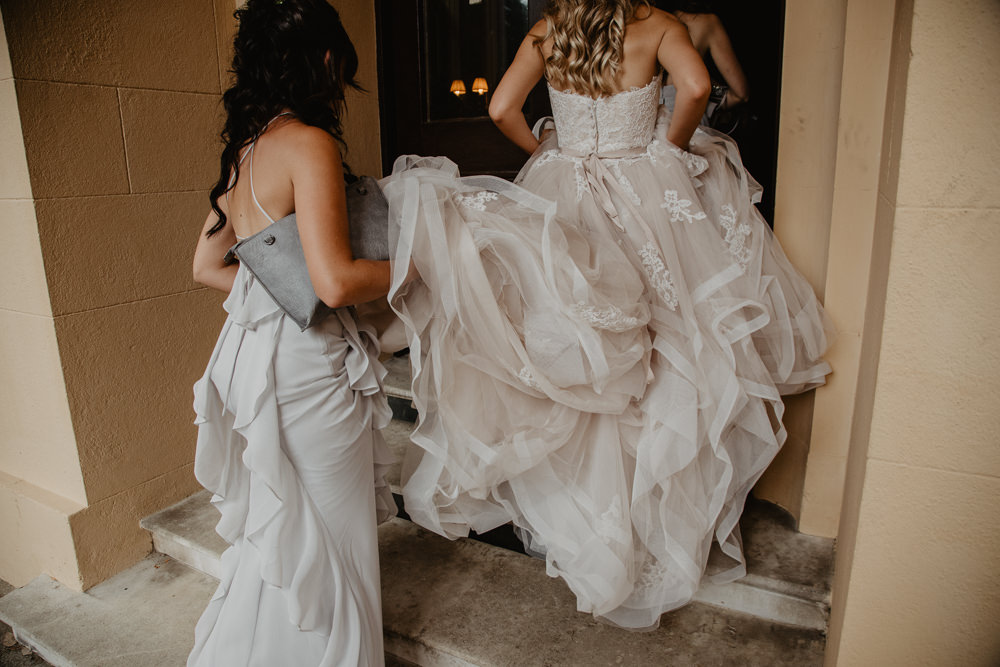 Osborne House Isle of Wight Natural Classic Bride Bridesmaids Blush Vera Wang Dresses | Timeless Royal Inspired Seaside Wedding Holly Cade Photography