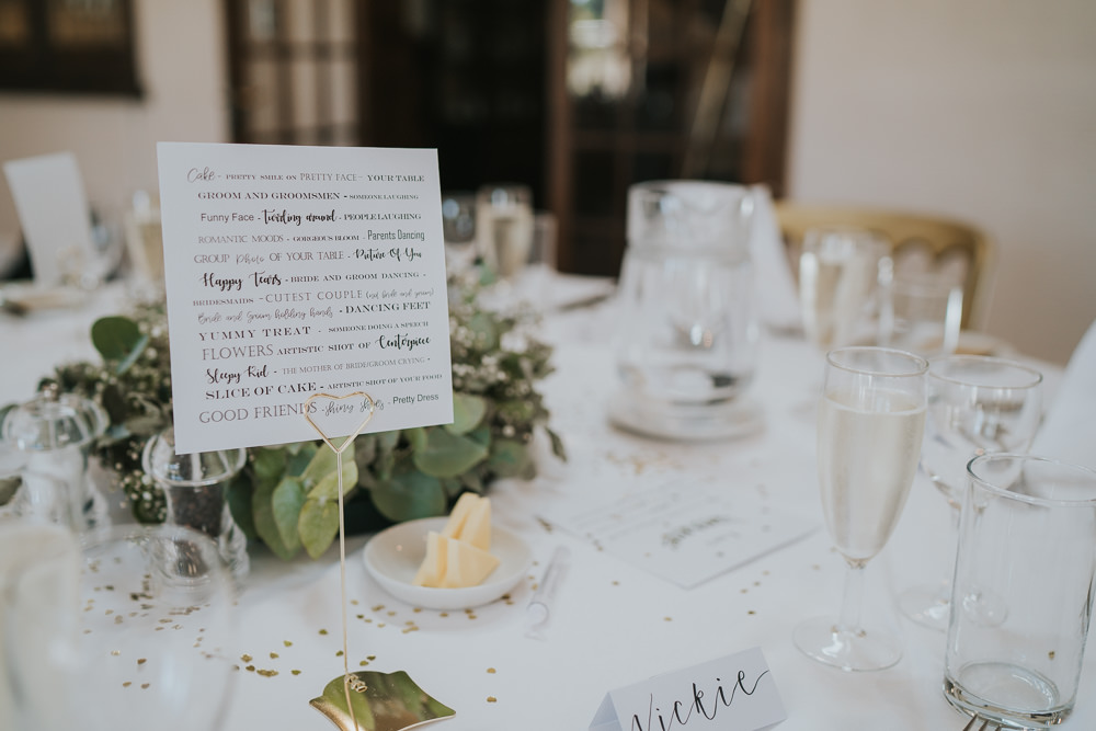Intimate Outdoor Natural Relaxed Laid Back Summer Table Photo Ideas Details | Prested Hall Wedding Grace Elizabeth Photography