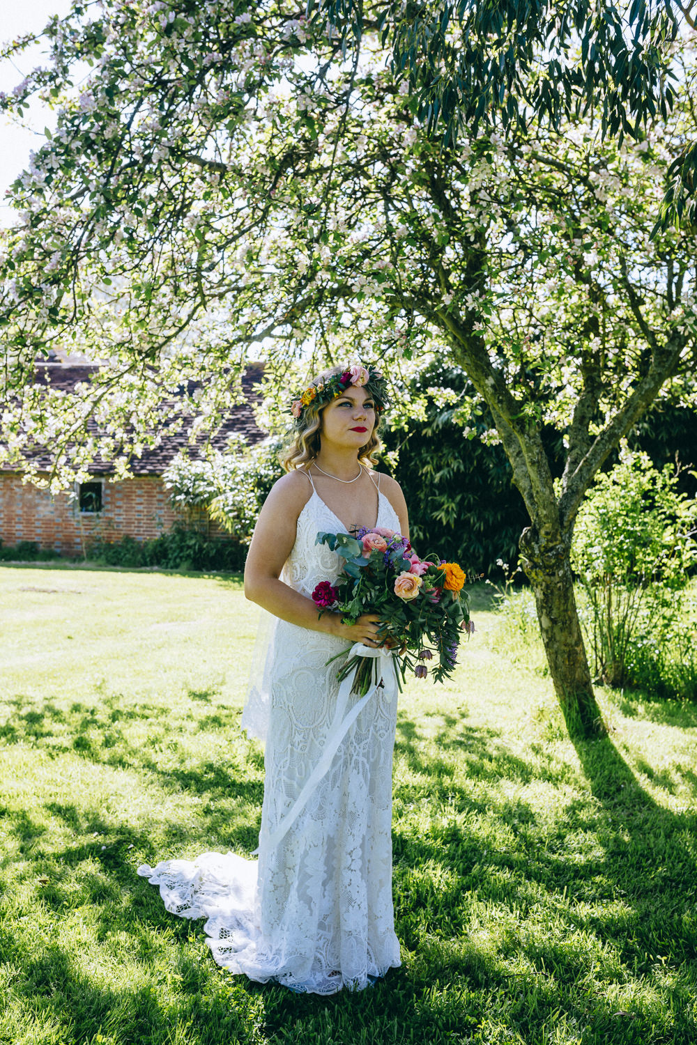 Bridal Gown Lace Veil Train Rue De Seine Wedding Dress Bride Curious Rose Photography