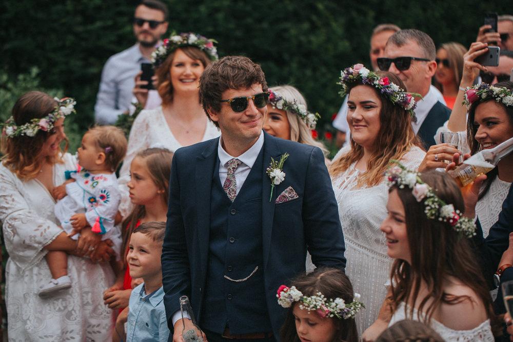 Summer Boho Outdoor Wedding A Little Picture