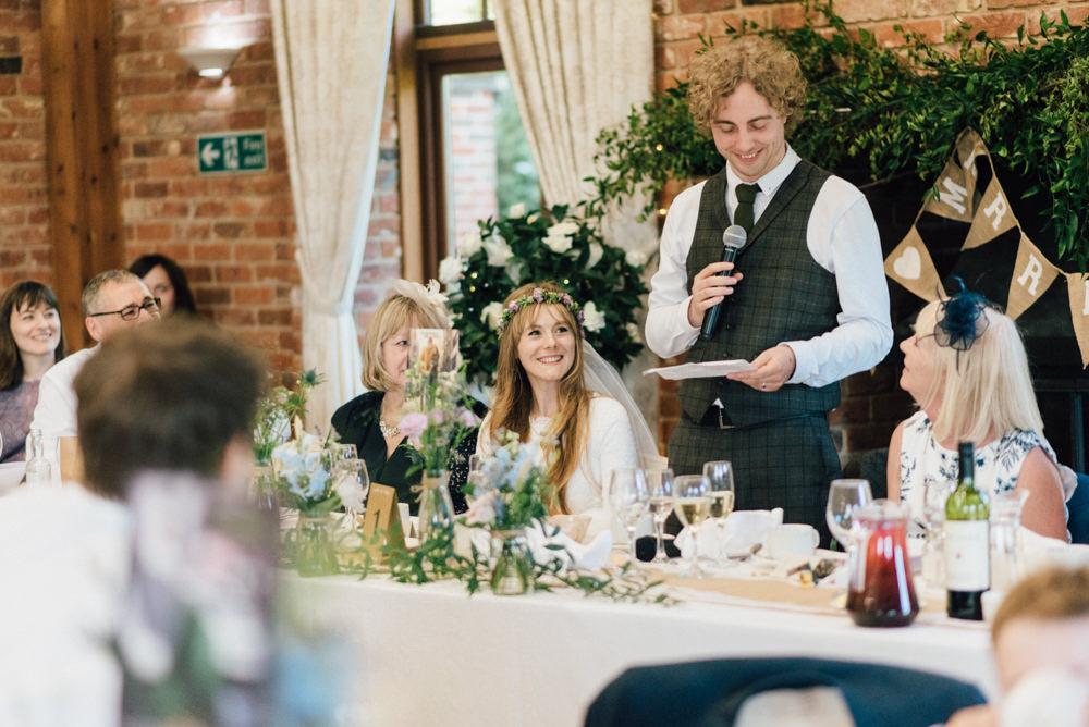 Westerham Golf Club Wedding Sarah Fleet Photography