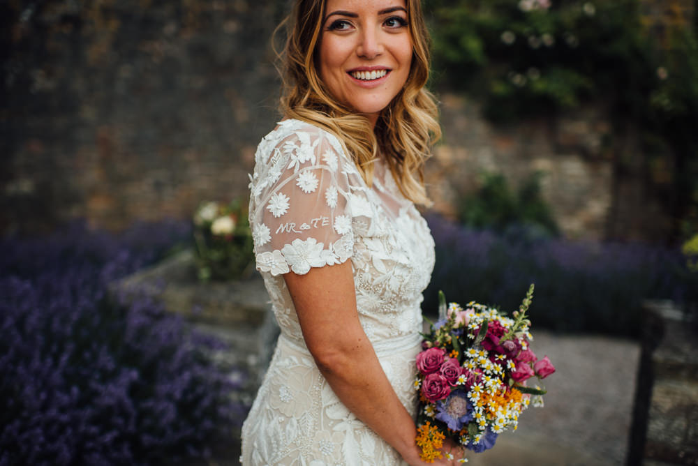 Bride Bridal Make Up Beauty Hair Waves Curls Balayage Barley Wood House Wedding The Shannons Photography