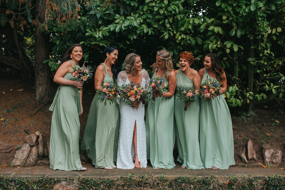 Long Maxi Bridesmaid Dress Dresses Green Crab Lobster Wedding A Little Picture