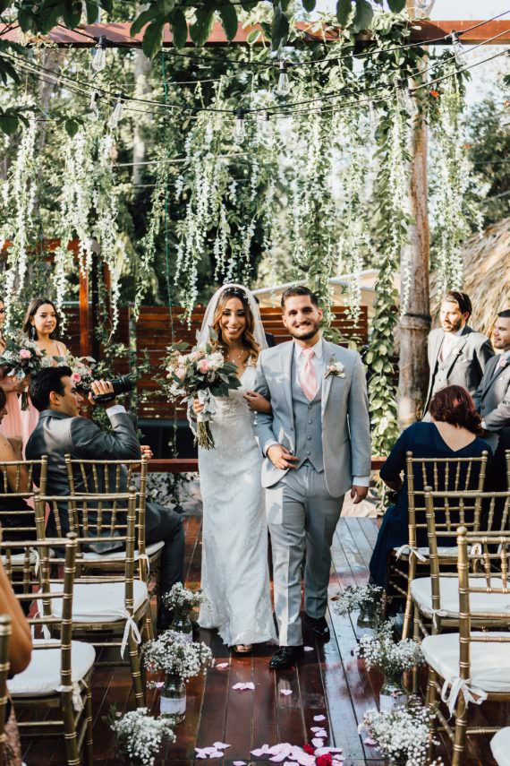 Emotional Outdoor Wedding Laura Memory Photography
