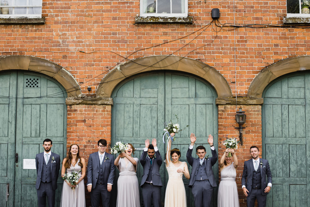 Fun Laughter Relaxed Wedding Chris Barber Photography
