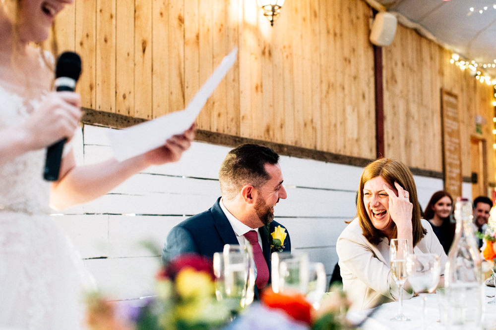 Fun Quirky Colourful Wedding Fairclough Studios