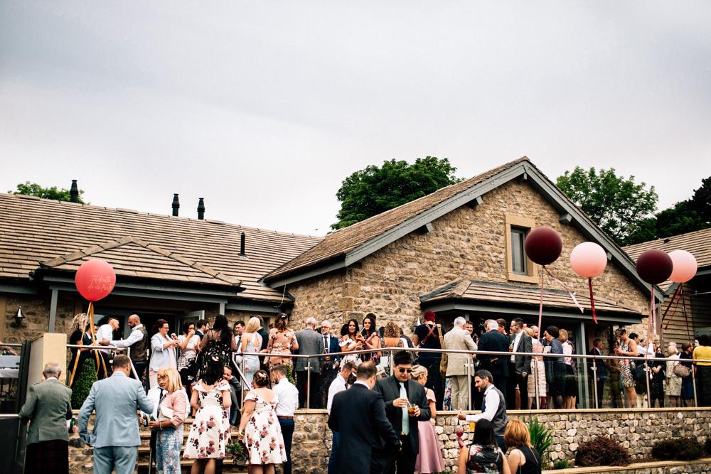 Gamekeepers Inn Wedding Fairclough Studios