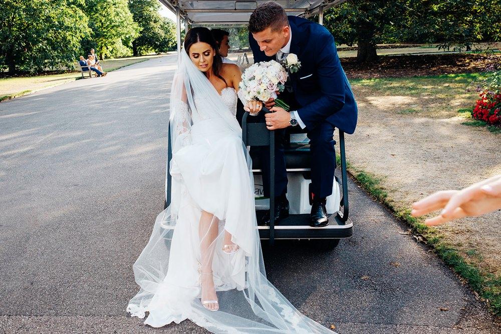 Kew Gardens Wedding Marianne Chua Photography