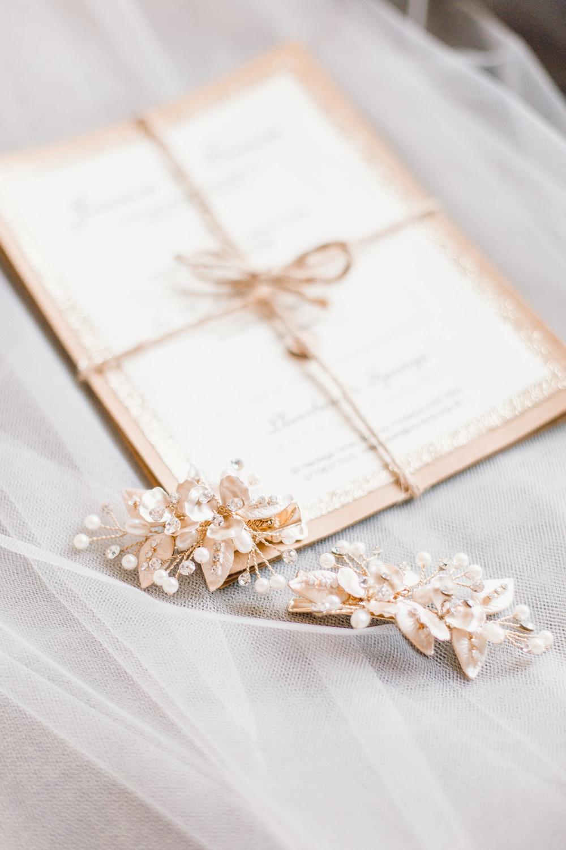 Bride Bridal Accessory Hair Clip Slide Llanrhaeadr Springs Wedding Jessica Reeve Photography