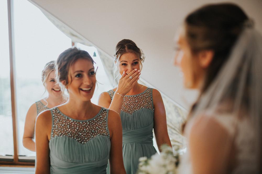 Sage Green Dress Bridesmaids Beaded Sweetheart Neckline Loseley Park Wedding Kit Myers Photography
