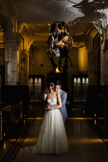 Manchester Museum Wedding Chris Barber Photography