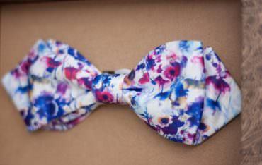 Mrs Bow Tie Whimsical Wonderland Weddings