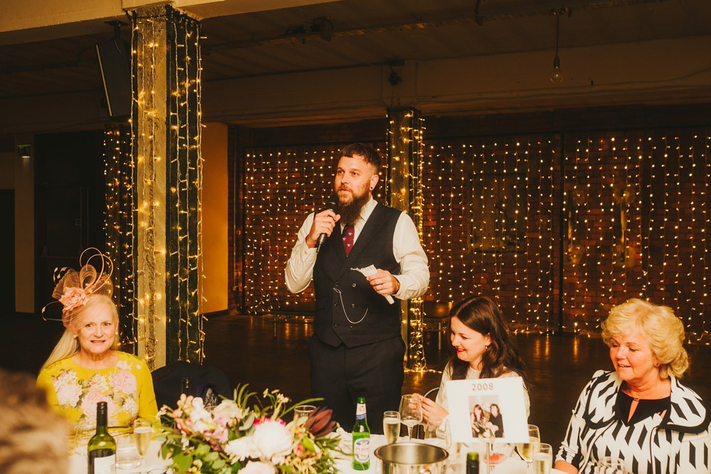 Victoria Warehouse Wedding Manchester Kate McCarthy Photography