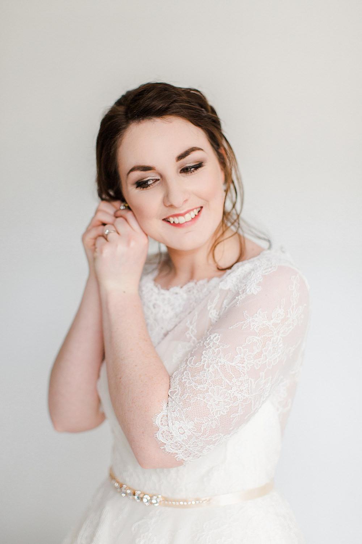 Bride Bridal Make Up Chiltern Open Air Museum Wedding Terri & Lori Fine Art Photography