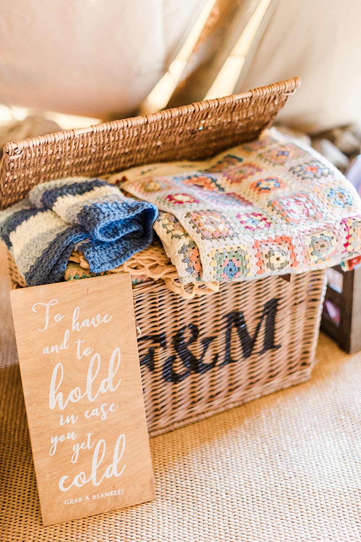 Basket Hamper Blankets Decor Chiltern Open Air Museum Wedding Terri & Lori Fine Art Photography