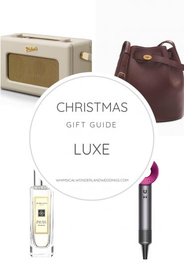 Christmas Gift Guide Blog UK 2018