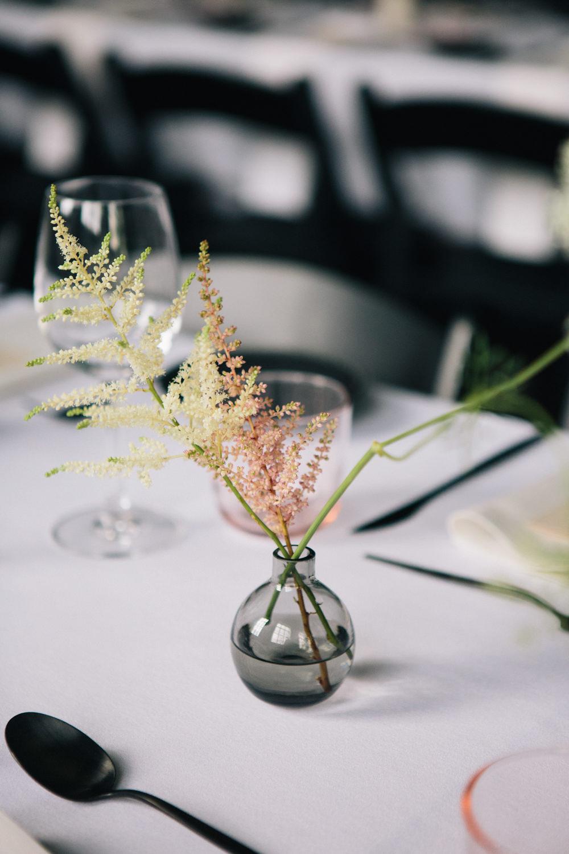 Bud Vase Flowers Floral East London Leytonstone Wedding Robbins Photographic