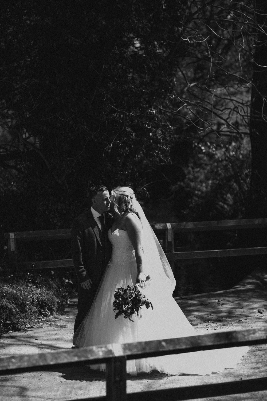 Bride Bridal Dress Gown Sweetheart Neckline Lace Princess A Line Tweed Three Piece Suit Groom Veil Wildflower Meadow Bouquet Minnehaha Events Wedding Lisa Webb Photography