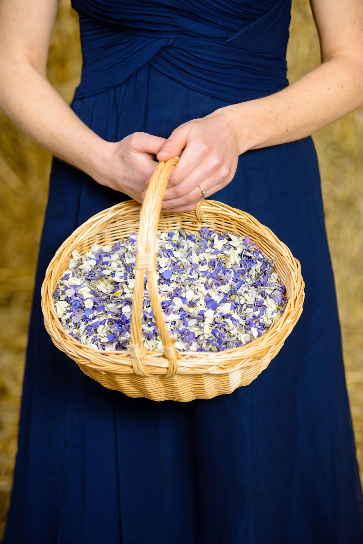 Shropshire Petals - Confetti Basket Highland Fling Confetti Mix