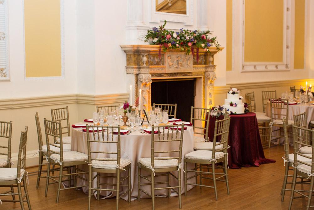 Stotesbury Mansion Wedding Mariya Stecklair Photography