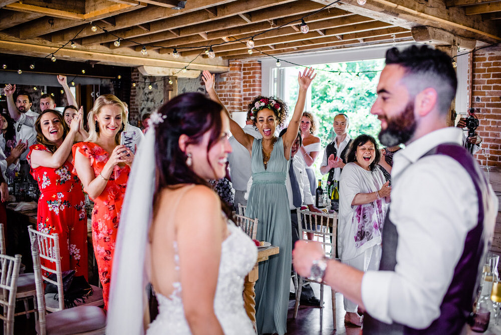 West Lexham Wedding James Powell Photography