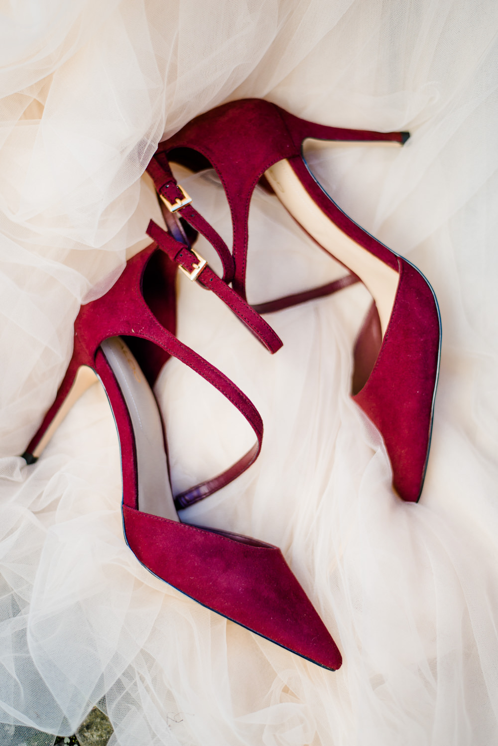 Red Shoes Bride Bridal Autumnal Fairytale Wedding Ideas Miriam Peuser Photography