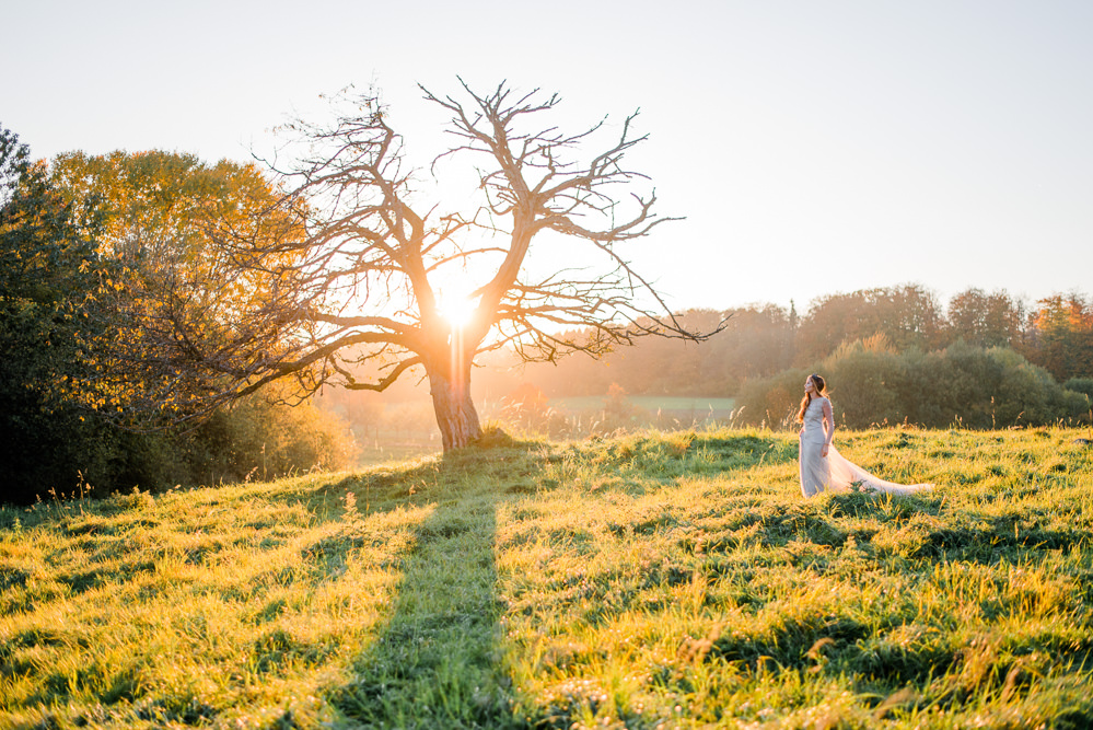 Autumnal Fairytale Wedding Ideas Miriam Peuser Photography