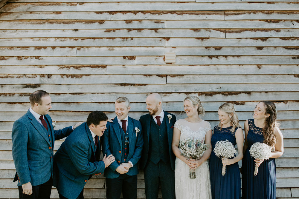 Barn Upcote Wedding Siobhan Beales Photography