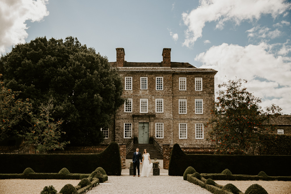 Blue Rich Romantic Wedding Ideas Daze of Glory Photography Catherine Spiller Photography