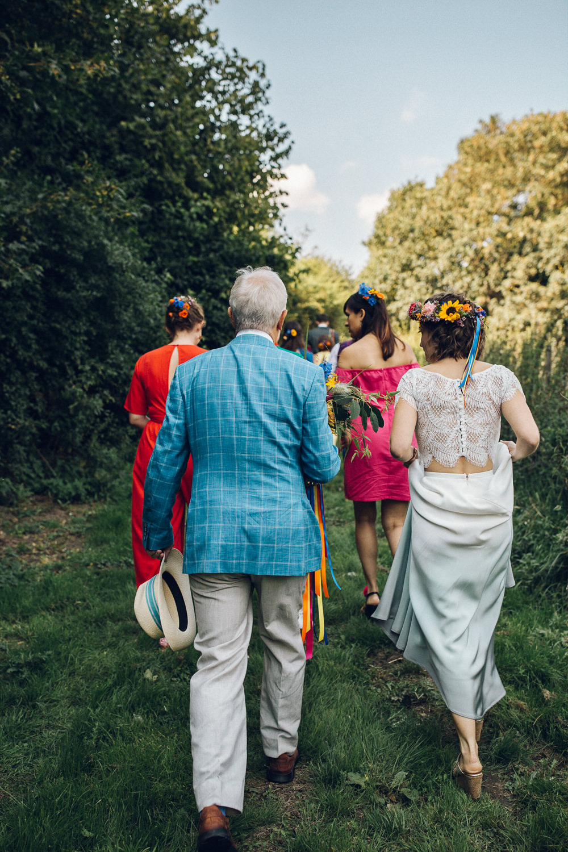 Bright Camp Festival Wedding Chloe Lee Photography