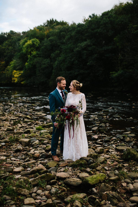 Hidden River Cabins Wedding Dan Hough Photo