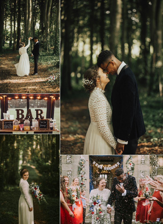 Stylish Budget Friendly Village Hall Wedding Nataly J Photography