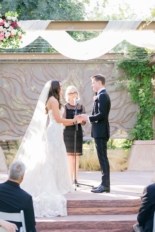 Romantic Soft Elopement Wedding Las Vegas Kristen Joy Photography
