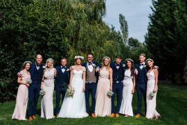 Secret Garden Wymington Wedding Aaron Collett Photography