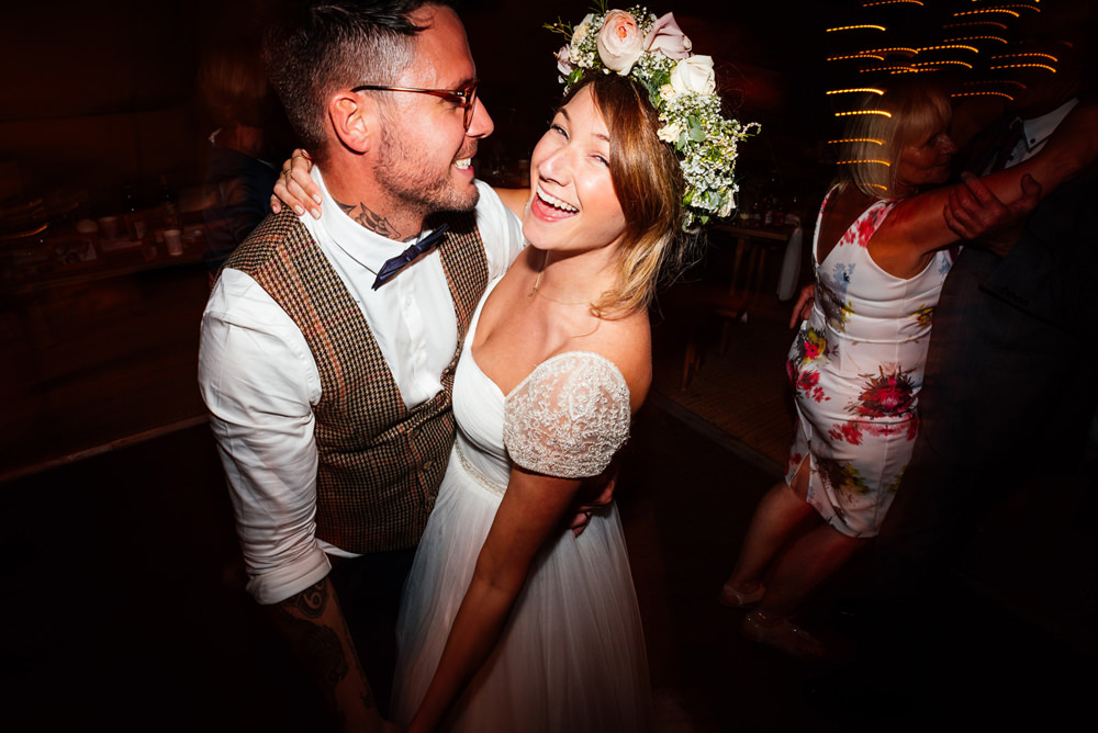 Secret Garden Wymington Wedding Aaron Collett Photography
