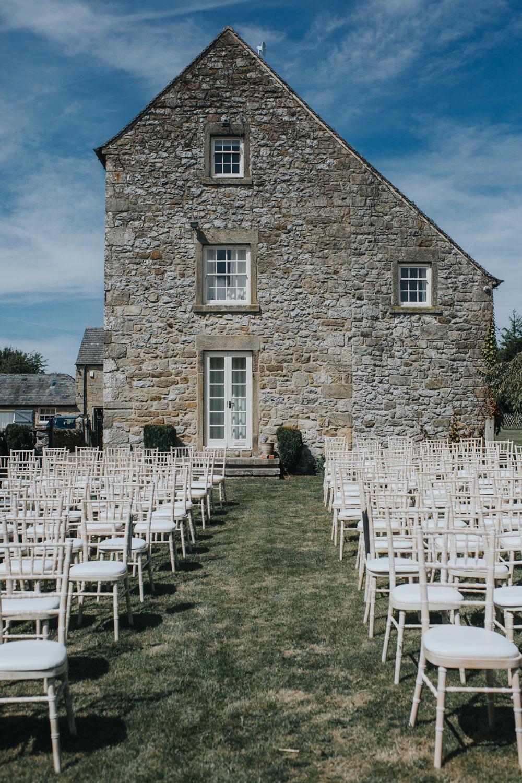 Outdoor Ceremony Shiningford Manor Wedding Magda K Photography