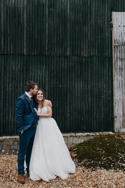Nature Inspired Jewel Tone Autumnal Feasting Wedding