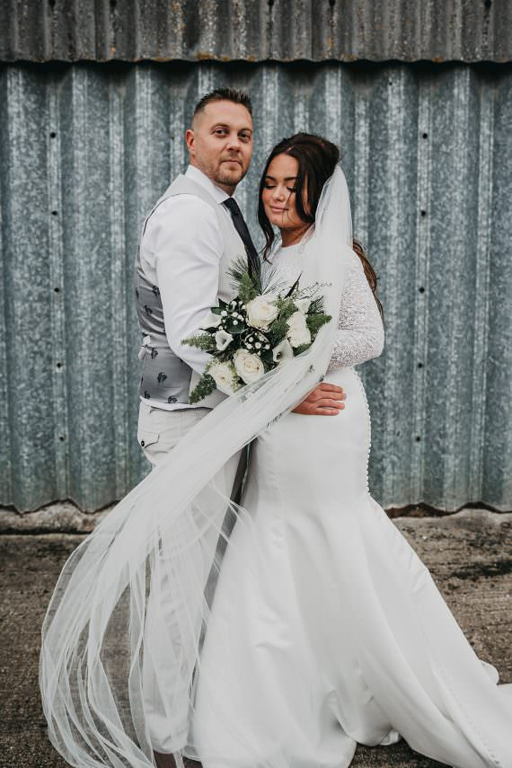 Big Barn Wedding Ashley The Vedrines Photography