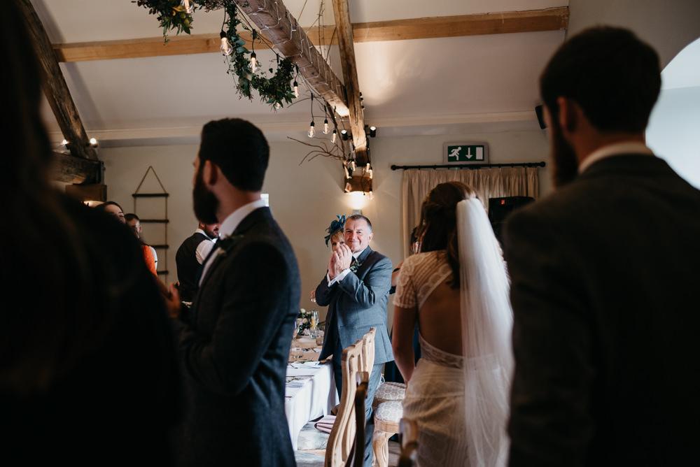 Bodnant Welsh Food Wedding Elaine Williams Photography