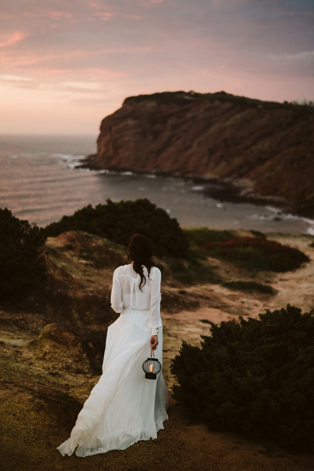 Clifftop Portugal Wedding Ideas John Barwood Photography