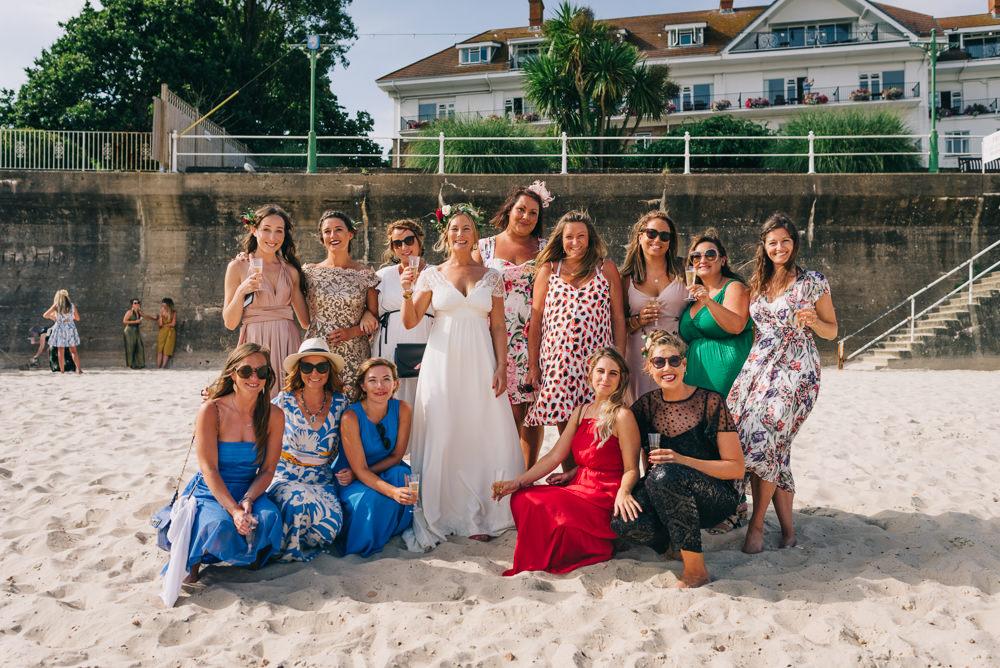 Jersey Beach Wedding Peakography